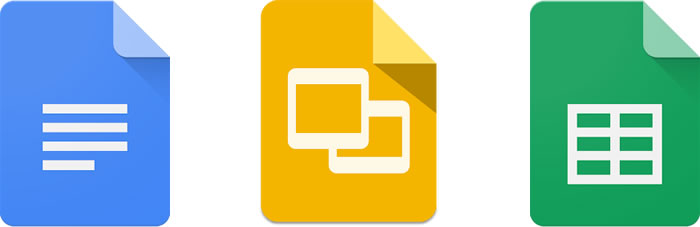 Google - aplikacje biurowe